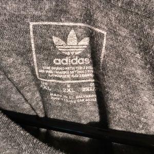 adidas Shirts - Adidas milwaukee bucks basketball tshirt   XXL